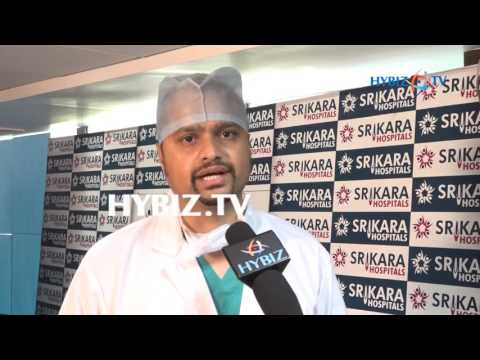 Madhu Thumu, Srikara Hospital | Srikara Hospitals Introduced Navigation Robotics | hybiz