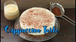 CAPPUCCINO TORTE BACKEN | Schnelle Kaffeetorte selber machen | Torten Rezepte [einfach & schnell]