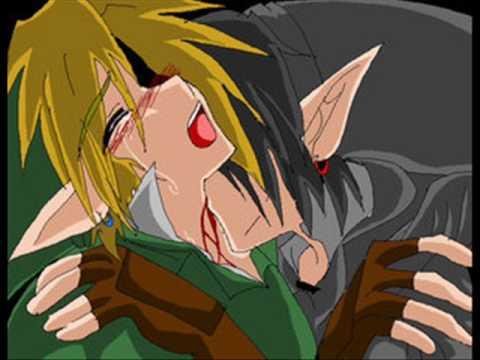link and sheik yaoi