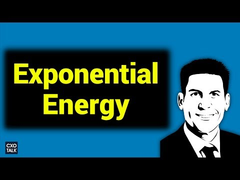 Exponential Energy (Sustainable Technology and Policy) with Singularity University (#242)