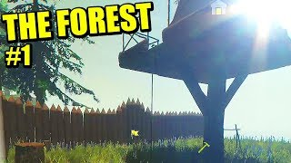 VOLVEMOS A LA ISLA - THE FOREST #1 | Gameplay Español