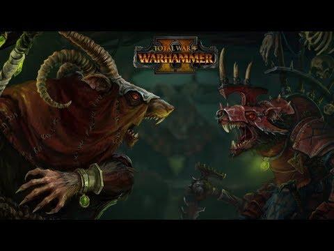 Total War Warhammer 2 Skaven Campaign Intro