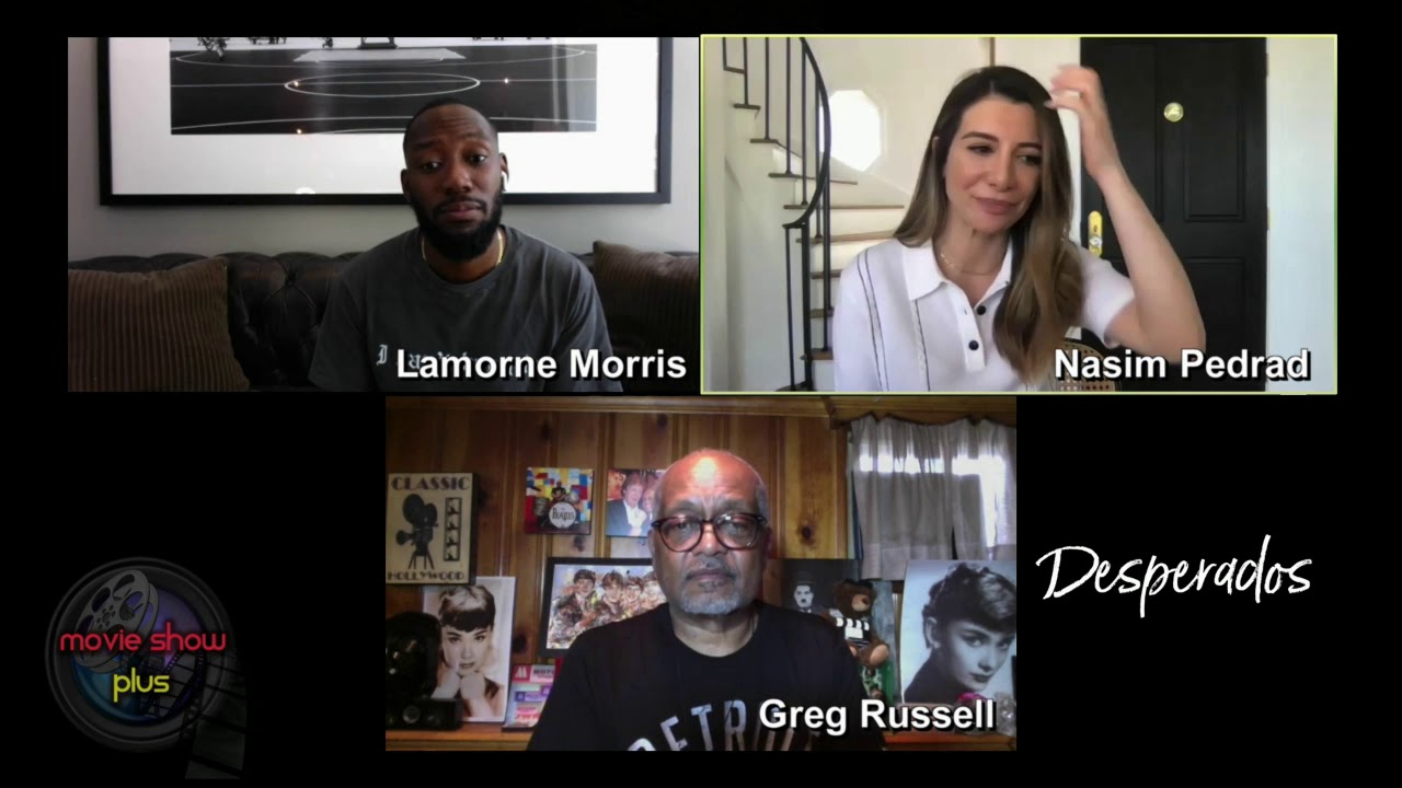 Greg Russell Spotlight The Cast Of Netflix S Desperados Youtube