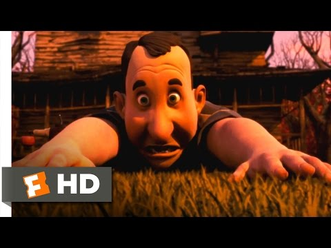 monster-house-(5/10)-movie-clip---hungry-house-(2006)-hd