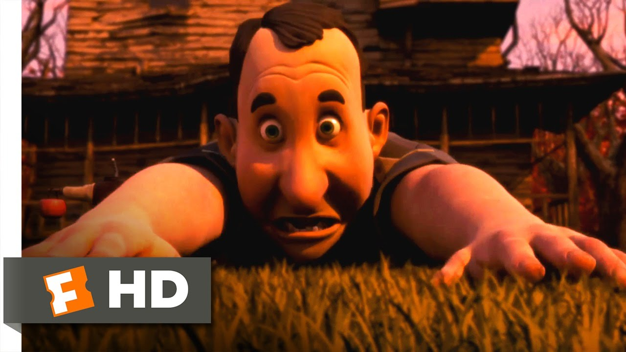 Monster House 5 10 Movie Clip Hungry House 2006 Hd