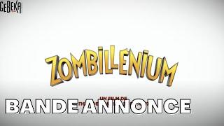 bande annonce Zombillénium