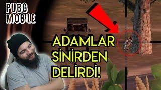 SURİYELİLERİ DELİRTTİM! PUBG Mobile Gameplay Türkçe