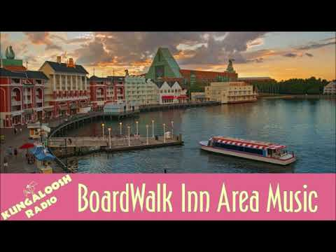BoardWalk Inn Area Music