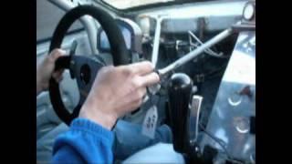 1000HP DRAG SUBARU w/ paddle shift