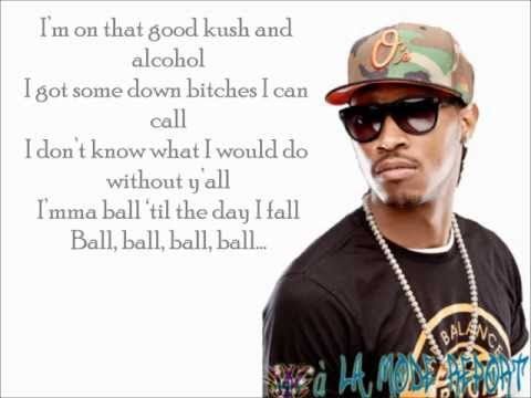 Lil Wayne ft. Future & Drake - Love Me (Lyrics) (Bitches Love Me)