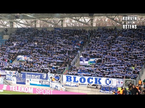Chemnitzer FC 2:3 1. FC Magdeburg 02.12.2017 | Support