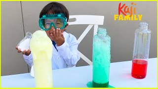 Ryan's fun DIY Easy Kids Science Experiments!!