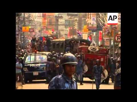 Nepal police arrest 87 journalists at protest