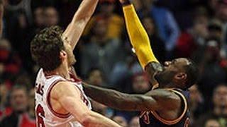 Pau Gasol's Game Saving Block on LeBron James thumbnail