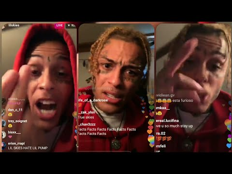 Lil Skies goes completely off on fans wishing him dead instead of xxxtentacion + what happened