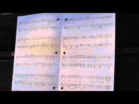 The Christmas Song Kirby Shaw alto 1