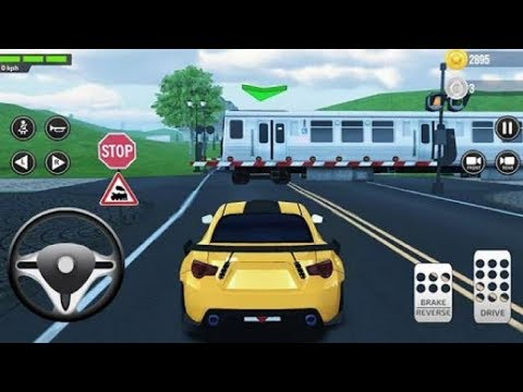 Parking Frenzy 3D Simulator Android IOS Gameplay HD #4 - Best Parking Games For Android[Car Parking]