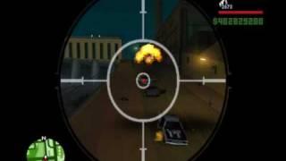 GTA SA (PC) Anti-Material Rifle (CLEO3 MOD)