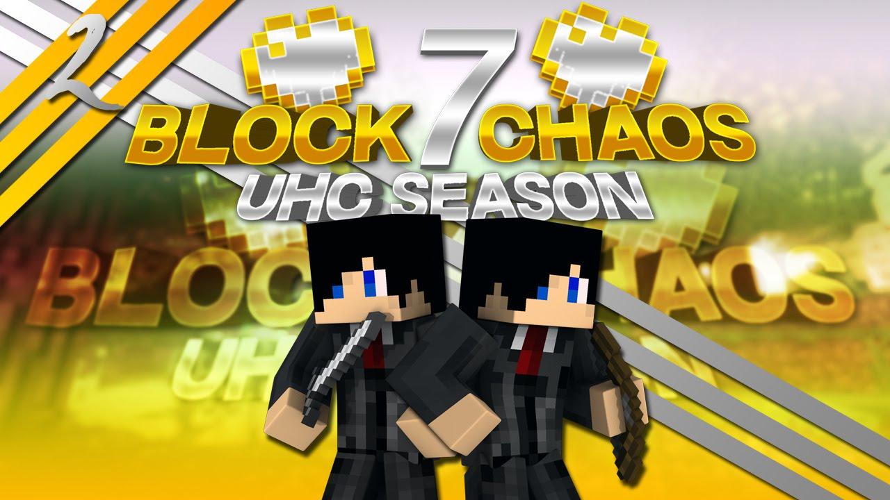 "Download Block Chaos UHC Season 7 : Episode 2 ""Caving Tips"""