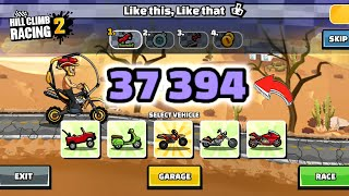 Hill Climb Racing 2 - 37394 Points in Like this Like that