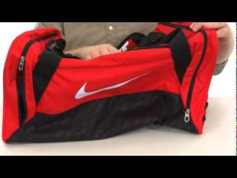 Nike Brasilia 6 Medium Duffel Game Royal/Black/White 4 - Robecart.com Free Shipping BOTH Ways