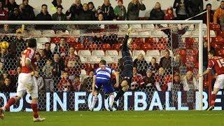 Highlights: Forest 2-0 QPR (26.12.13)