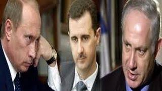 بشار الأسد يستغيث بالروس مجددا..لكن هذه المرة لوقف الغارات الإسرائيلية بسوريا-تفاصيل