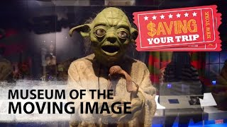 Museum of the Moving Image | Nova York | Saving Your Trip