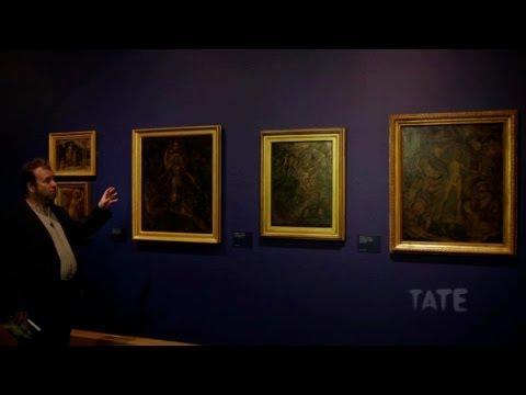 William Blake – Meet 500 Years of British Art