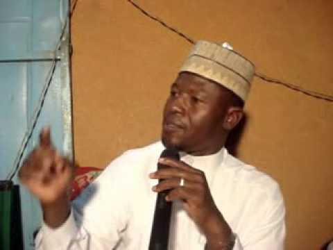 CHEIK ISSA DJIBO LAZARET PRECHE EN ZARMA NIAMEY NIGER