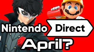 Nintendo Direct This Month?