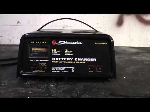 What You Need To Know About Battery Chargers Part