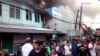 UNHAPPY NEW YEAR - Sunog sa Kaingin Bukid Corokan Part 1