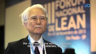 Masaaki Imai - O que é Kaizen e o que significa Lean?