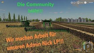 🔴LS19(Pc)(MP)+Parallelstream mit ändy grANDYos+Arbeit für Nick LP+Die gesamten Community hilft!!!🔴