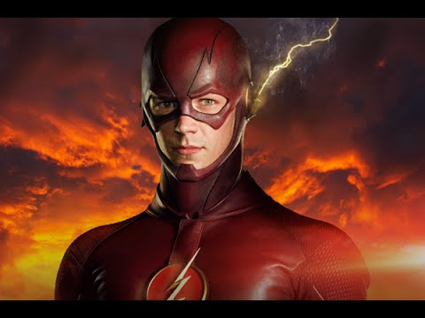 The Flash   - runnin