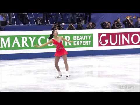 Figure Skating Program Edit || Mao Asada || Someone In The Crowd