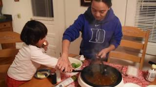 Hot Pot With Kid