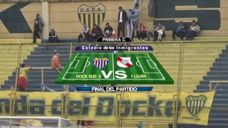 Dock Sud vs Club Luján full match