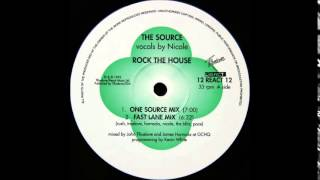 The Source - Rock the house ( one source mix ) 1992