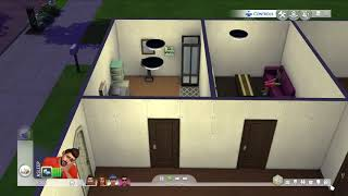 The Sims™ 4 new home new tuff