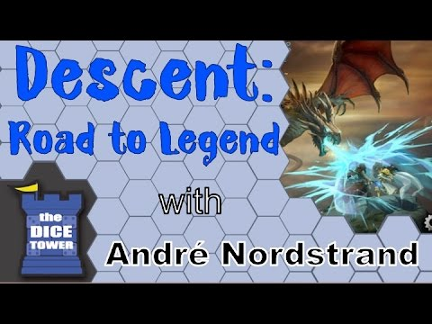 Descent Road to Legend Review - with André Nordstrand