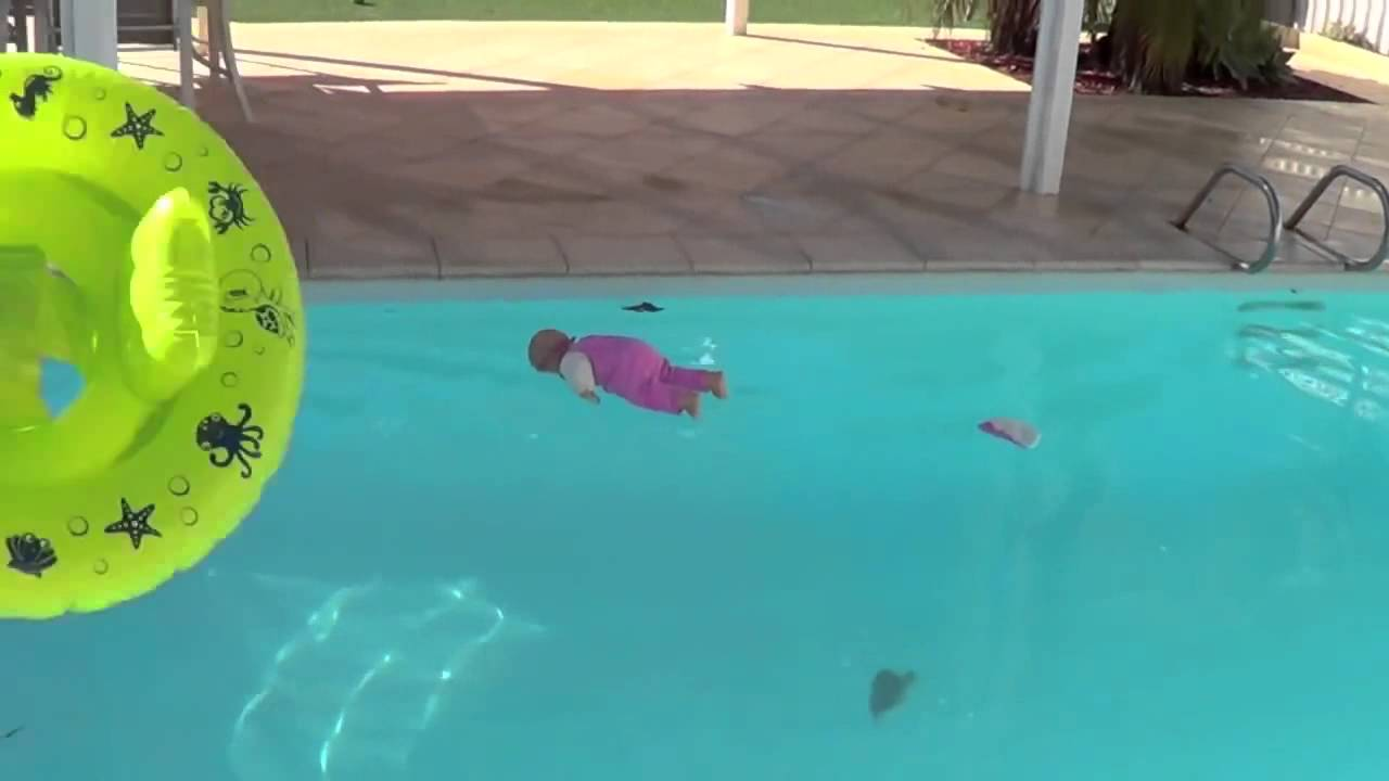 How To Teach A Child To Swim Howtobasic Hd