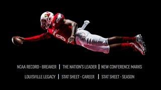 GR8NESS |Lamar Jackson Commercial| 2016 Heisman Trophy Winner  ᴴ ᴰ