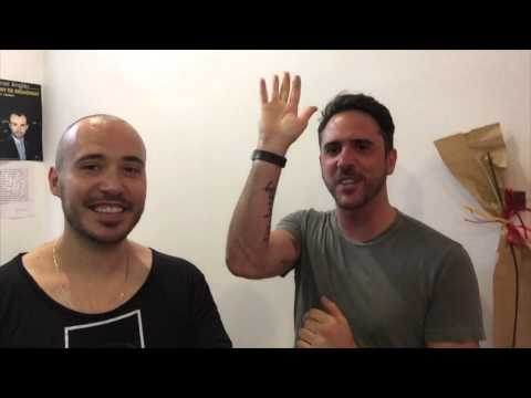 Backstage Videos: SCOTT ALAN: Barcelona & Friends