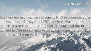 5 Things You Should Know About Pioneering Geochemist Katsuko Saruhashi