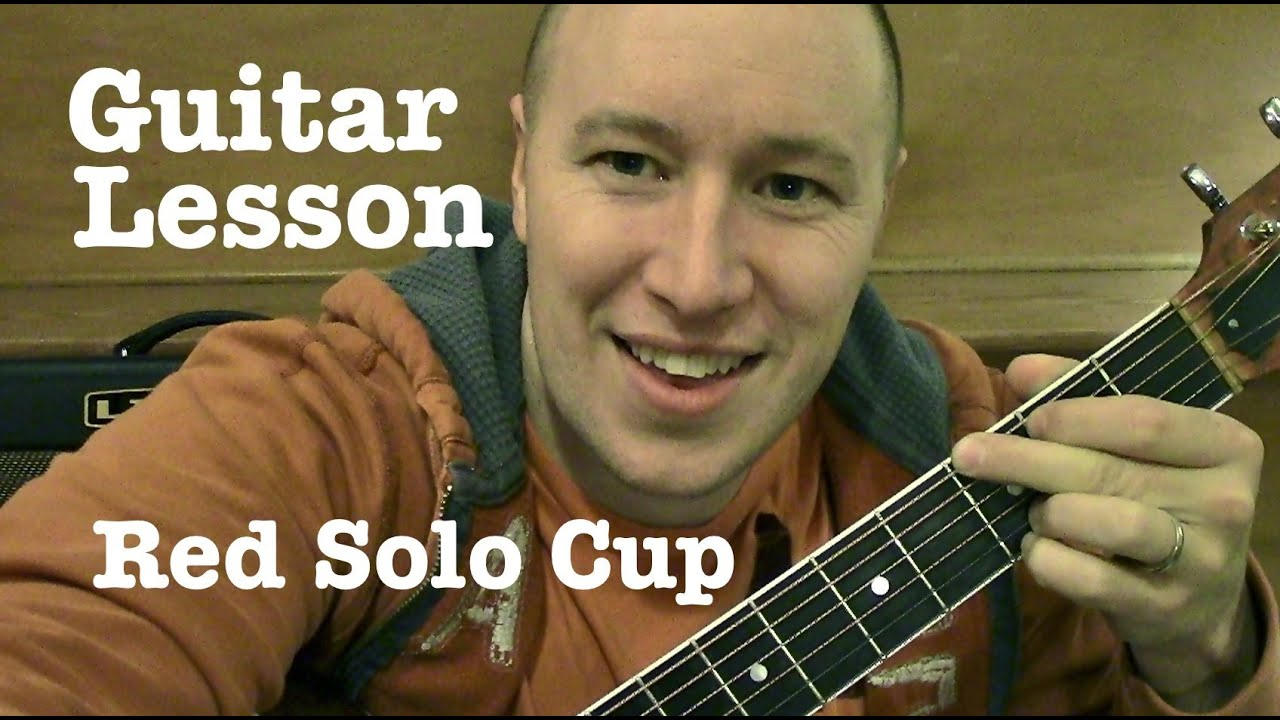Red solo cup toby keith guitar lesson todd downing youtube red solo cup toby keith guitar lesson todd downing hexwebz Choice Image