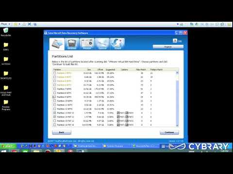 1025 07   Investigative Process Total Recall Data Recovery Software Lab   Computer and Hacking Foren