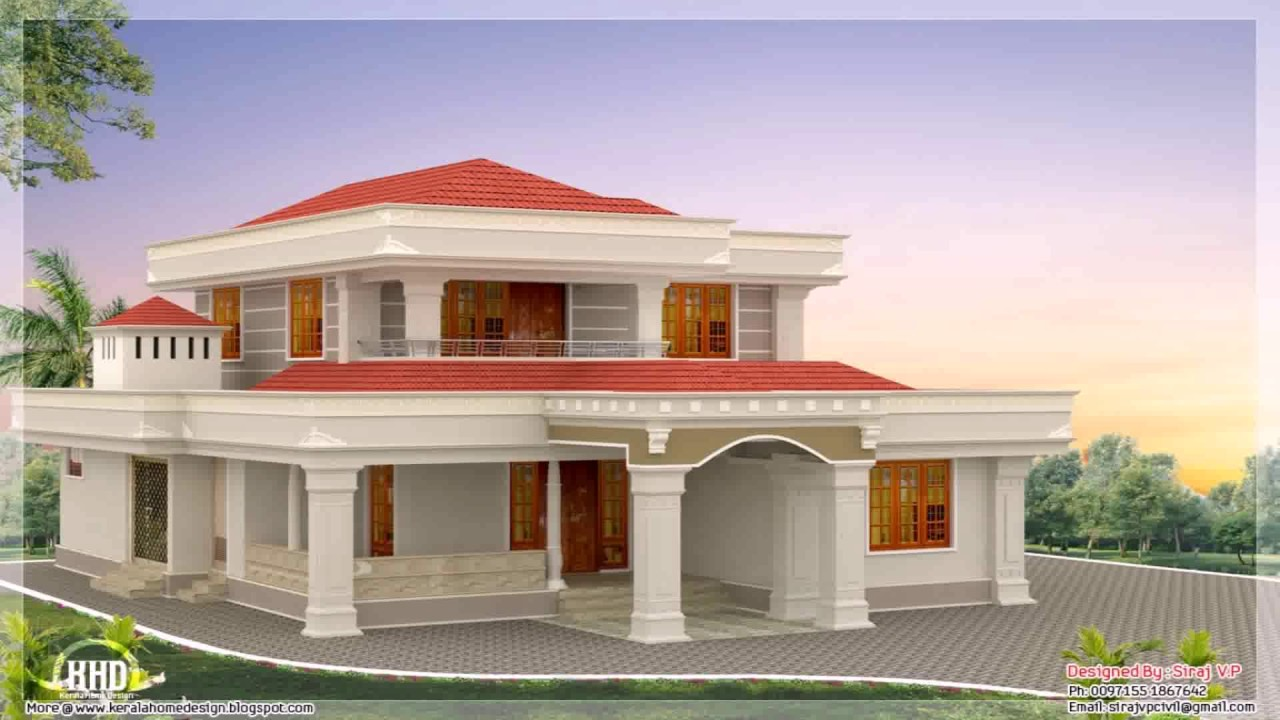 South Indian House Window Design
