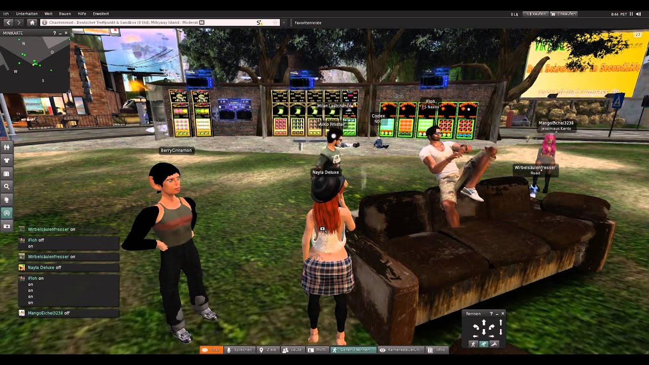 second life Second life is a three-dimensional virtual world that allows users to interact with each other find out how the second life virtual world works.